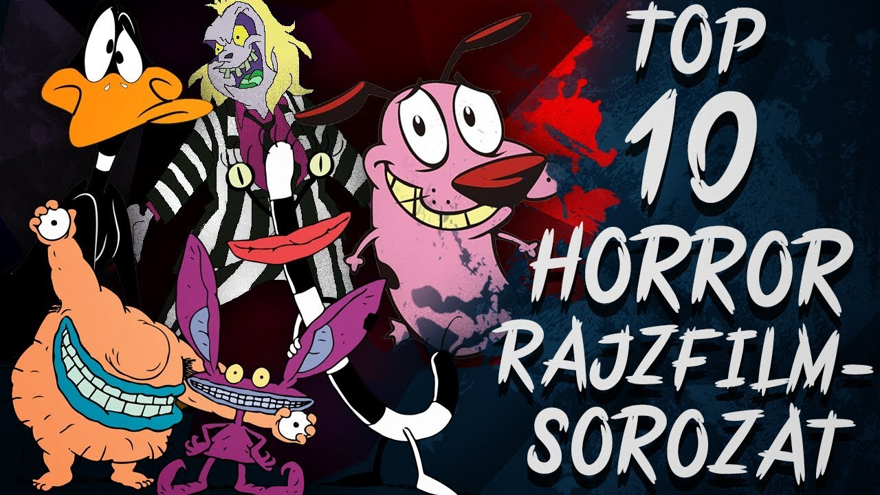 parazita rajzfilmek