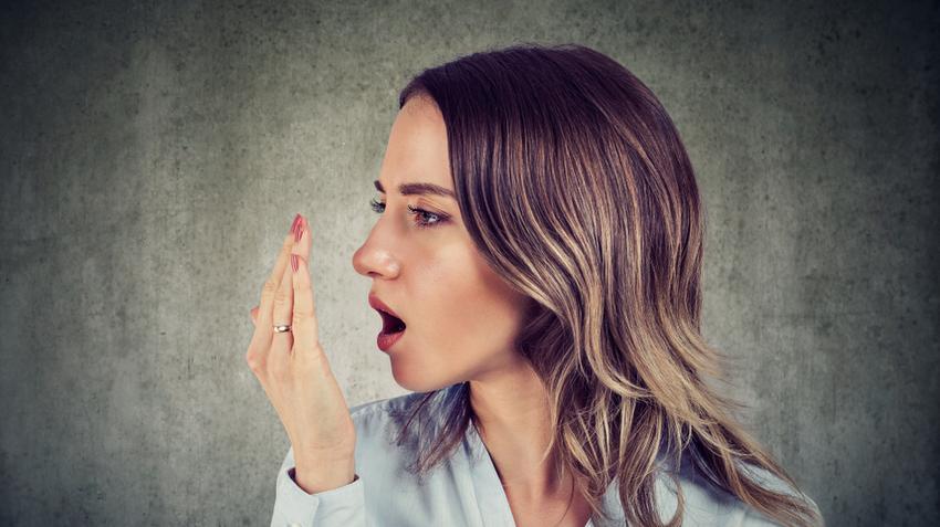 szájszag milyen betegségek esetén