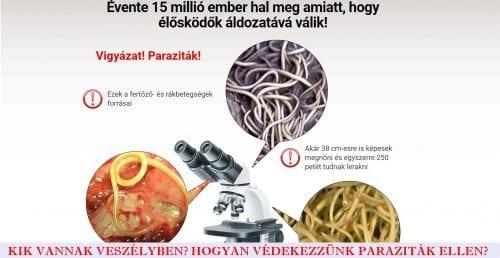 fülviszketés paraziták)