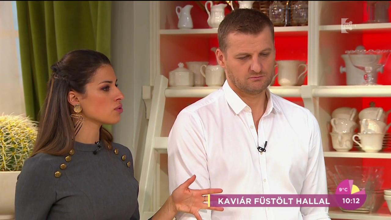 csuka kaviár és paraziták)