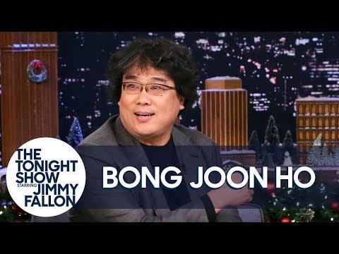 pong joong ho paraziták)