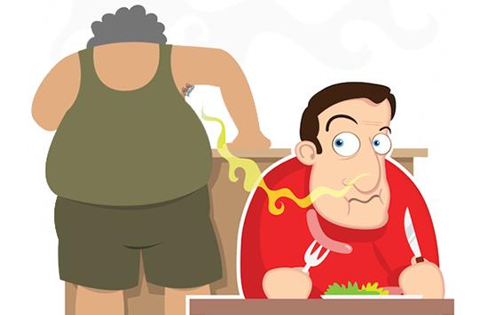 Fantom szaglás – milyen betegségeket jelezhet?, Rothadt szag a szájból és
