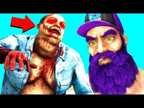 paraziták a zombi emberben