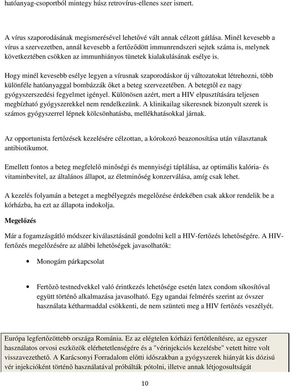 paraziták és osteochondrosis