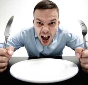 állandó éhségérzet)