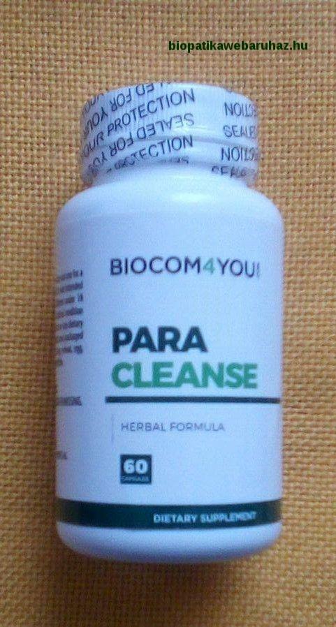 A legerősebb gyógymód a parazitákra, gyomirtó folyamatos működésű férgek