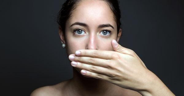 Bajt jelez, ha rossz ízt érzünk a szánkban
