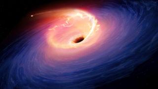 fekete lyukak paraziták)
