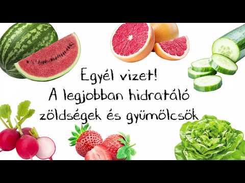 milyen zöldségek és gyümölcsök lehetségesek a giardiasisban