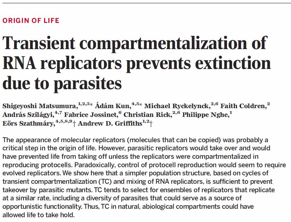 Mi a paraziták jó élete, Élősködő – Wikipédia