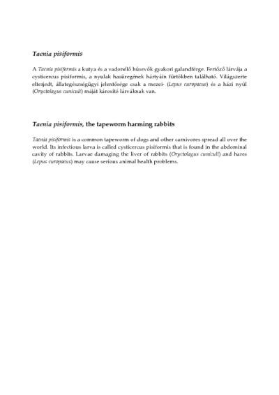 pinworm a szövetekben paraziták antibiotikus kezelése