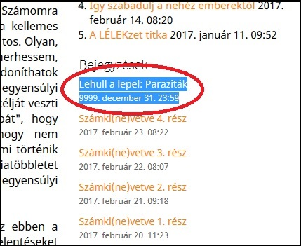 12 biztos jele annak, hogy parazita van a testedben | talea-immobilien.hu