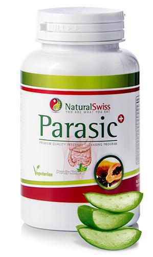 készítmény a belek parazitáktól való megtisztítására