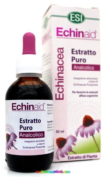 paraziták elleni echinacea tinktúrája
