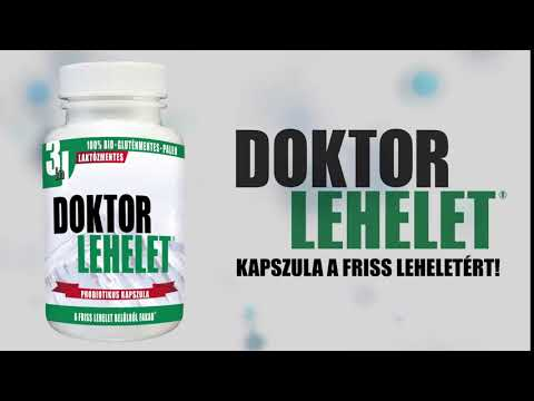 milyen gyógyszerek segítik a rossz leheletet)