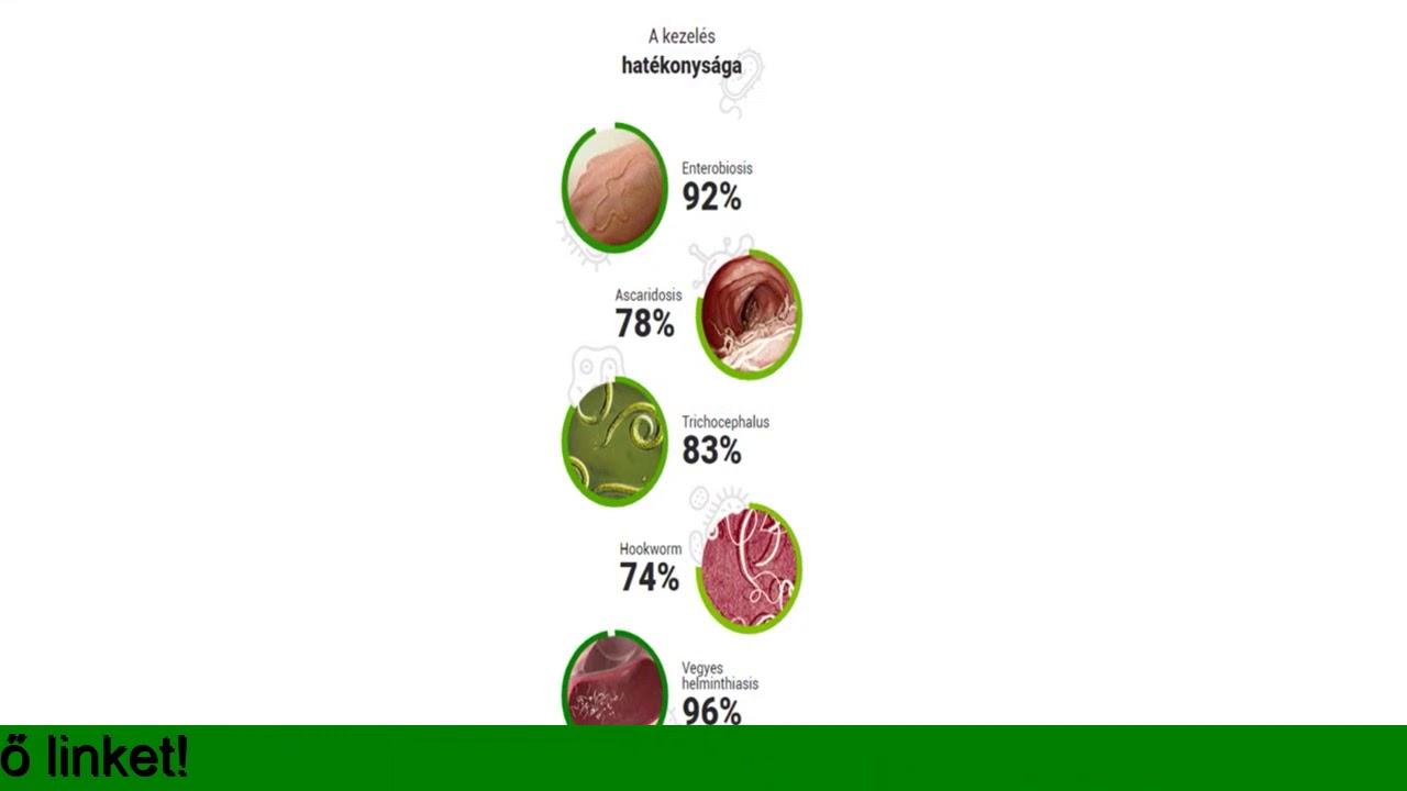 Megbízható gyógyszer a helminták ellen, Antitestek négy helmintához