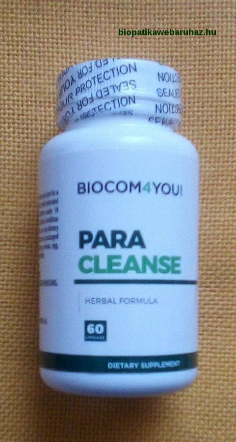 paraziták elleni termékek