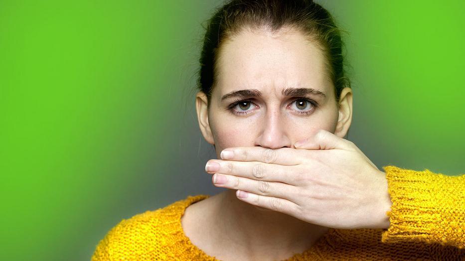 szag az öregség szájából kréta szaga a szájból