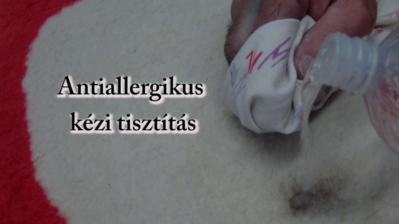 tiszta test a parazitáktól)